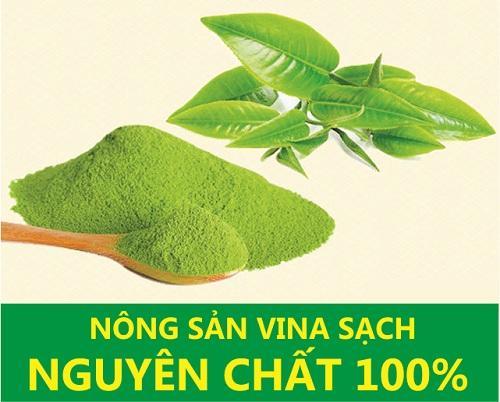 Bột Trà Xanh - Túi 500g (có Quà Tặng) By Hàng Chất Giá Chuẩn 01.