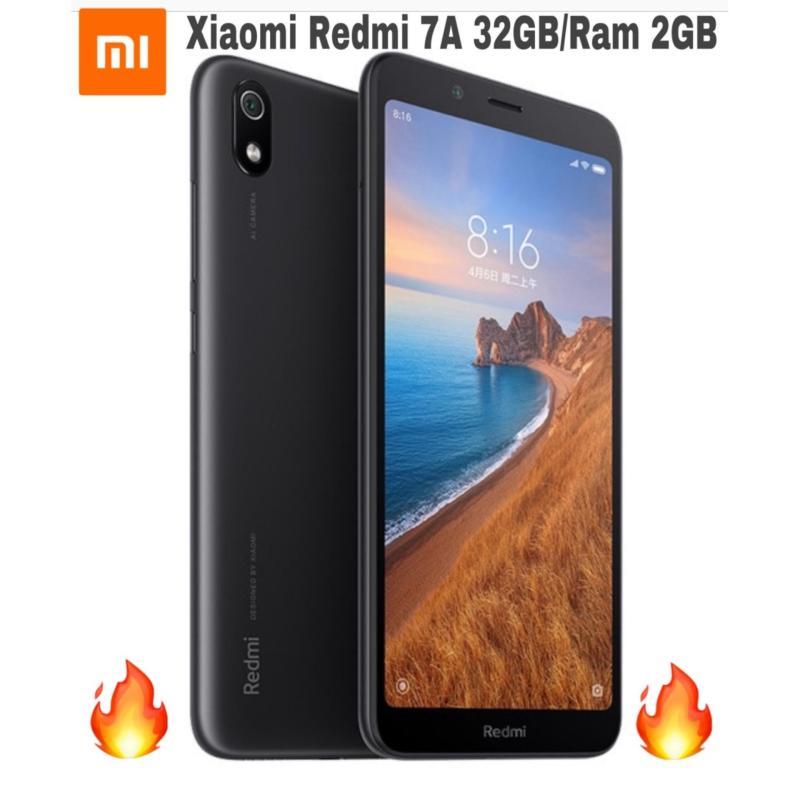 Xiaomi Redmi 7A 32GB Ram 2GB  - Hàng nhập khẩu