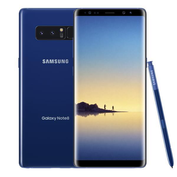 Mã Khuyến Mại Khi Mua Điện Thoại Samsung Galaxy Note8 2 Sim 64GB - Bảo Hành 1 Năm