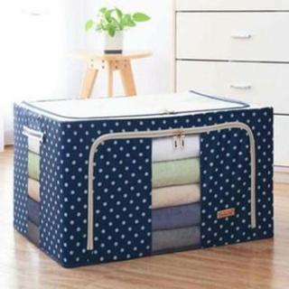 Túi đựng chăn màn, quần áo khung sắt - TL2427 thumbnail