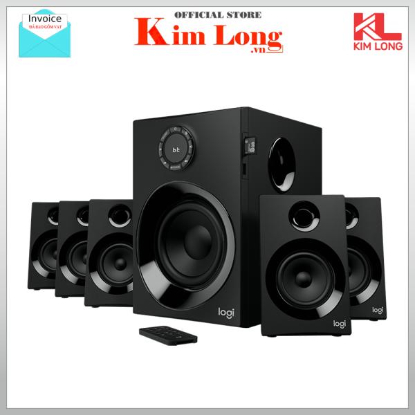 Bảng giá Loa vi tính Logitech Z607 Bluetooth âm thanh 5.1 - Hãng phân phối Phong Vũ