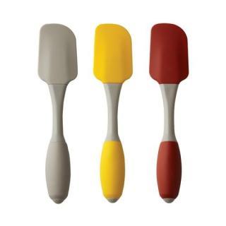 Dụng cụ lật đồ ăn trộn bột làm bánh bằng Silicone Lock&Lock LOL125 thumbnail