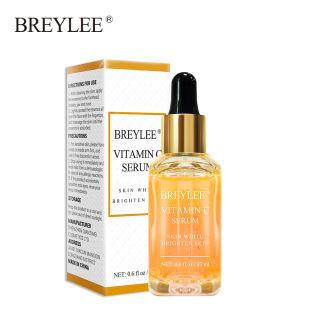 Serum BREYLEE chứa vitamin C hỗ trợ dưỡng trắng làm sáng da 17ml - INTL