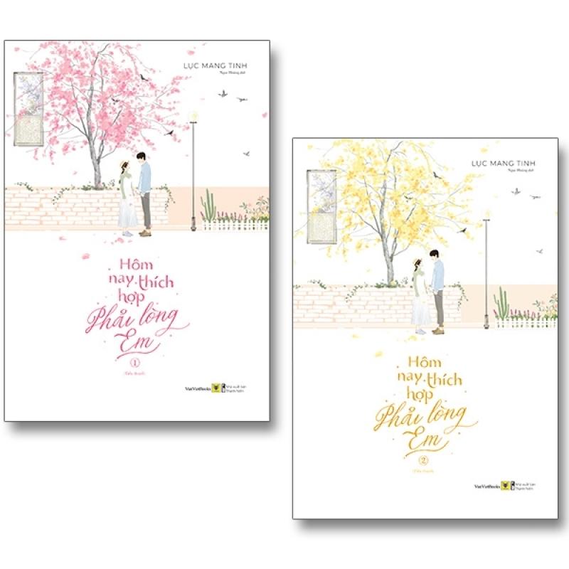 Mua Fahasa - Hôm Nay Thích Hợp Phải Lòng Em (Bộ 2 Tập) - Tặng Kèm 1 Postcard Hình Tròn