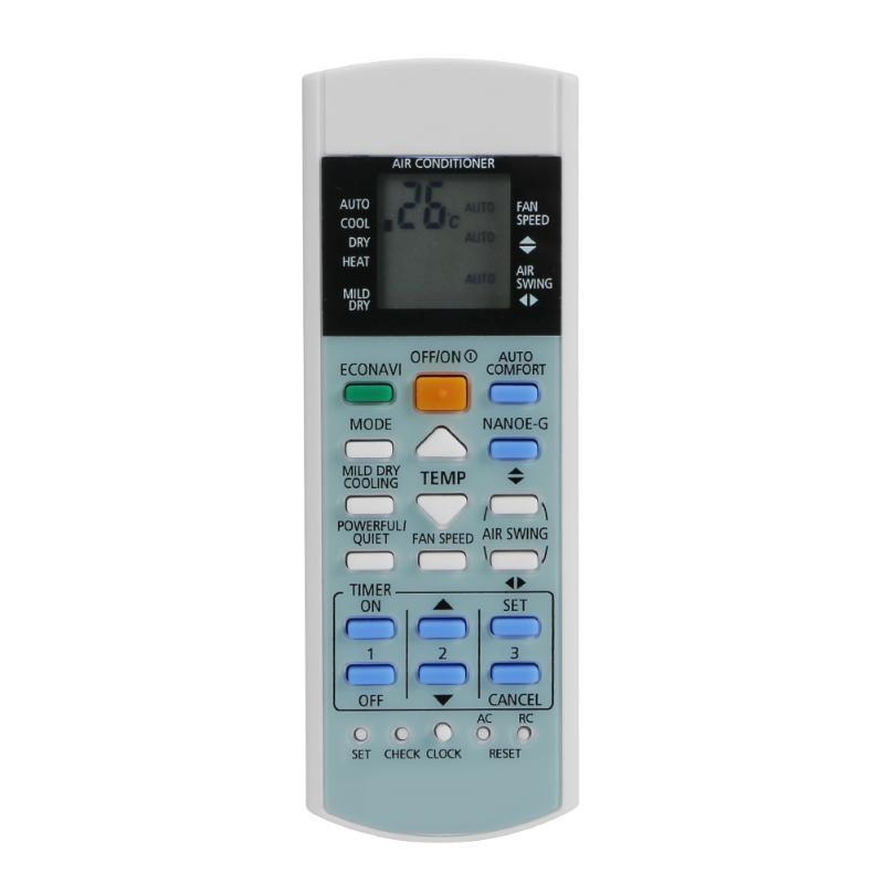 Bảng giá Điều khiển điều hòa Panasonic Inverter