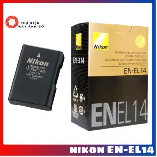 Pin Nikon EN-EL14 ( EL 14 ) Cho Nikon D3100, D3200, D3300, D3400, D5100, D5200, D5300, D5500, D5600 thumbnail