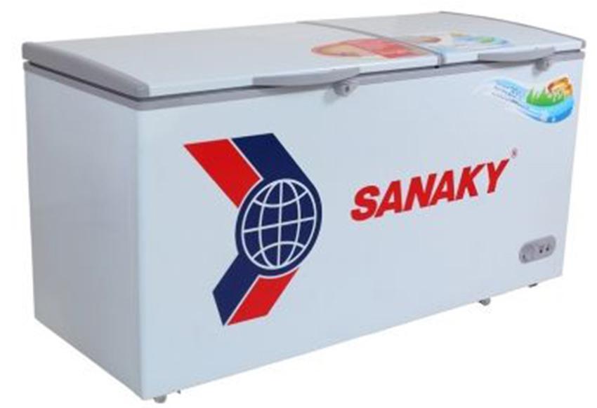Tủ đông Sanaky VH6699W1 485L 2 chế độ