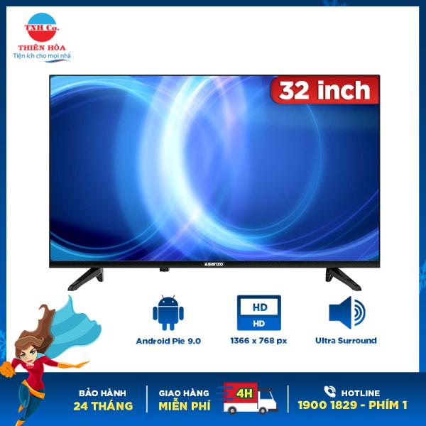 Bảng giá [Trả góp 0%]Smart tivi Asanzo 32 inch 32S51