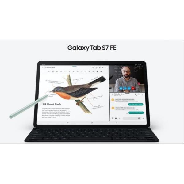 Máy tính bảng Samsung Galaxy Tab S7 FE (T735) - Hỗ trợ mạng 5G - Hàng chính hãng chính hãng