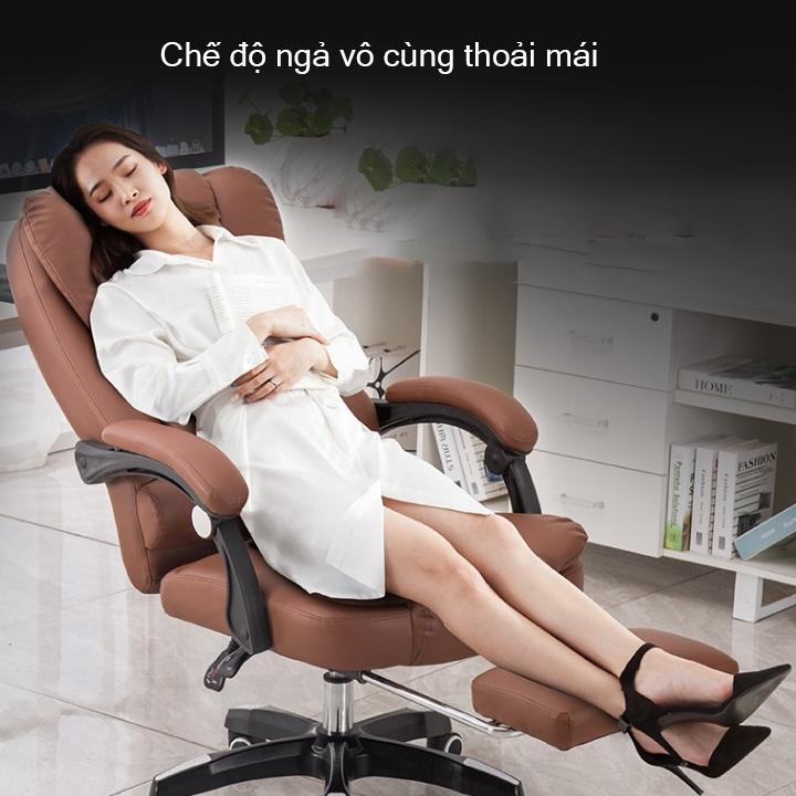 Ghế văn phòng-ghế văn phòng kiêm massage - Ghế giám đốc có massa giá rẻ