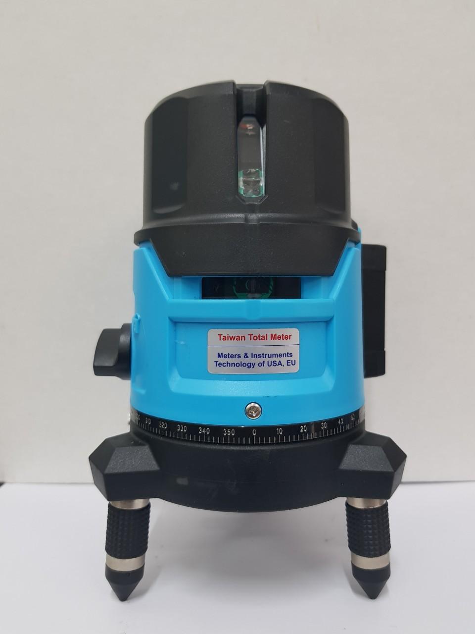 Máy cân mực 5 tia laser xanh cao cấp HG500 New