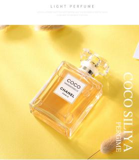 Nước Hoa Coco Siliya 50ml 3001 perfume xịt body hương thơm tươi mát lưu lâu dễ chịu nội địa chính hãng WE Store thumbnail