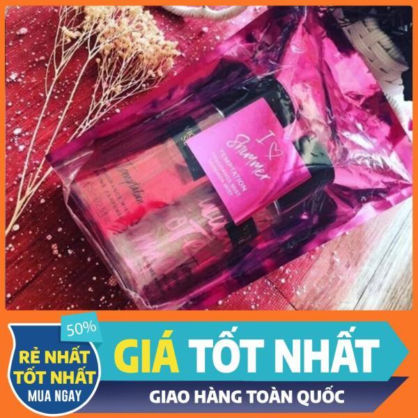 Nước Hoa Nữ Xịt Thơm Toàn Thân Victoria, Victorias.Secret Body Mist Hương Thơm Lôi Cuốn Combo 2 Chai Siêu Xinh