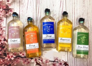 Sữa tắm tinh dầu Aromatherapy Bath and Body Works Mỹ 295ml thumbnail