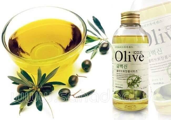 Tinh dầu olive tốt nhất