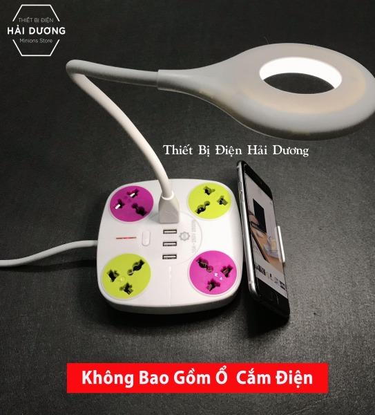 Bảng giá Ổ Cắm Điện Thông Minh Chuyển Đổi Đa Chức Năng OD-318 - Có Đầu Cắm USB Chuẩn Hỗ Trợ Sạc An Toàn Chống Giật - Tặng kèm phích chuyển 3 chân