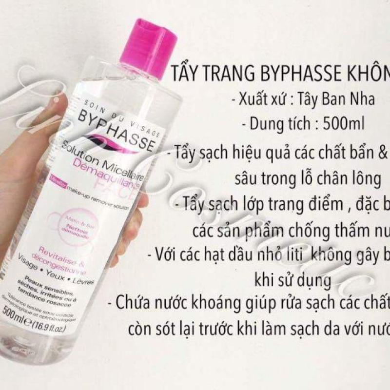 tẩy trang byphase cao cấp