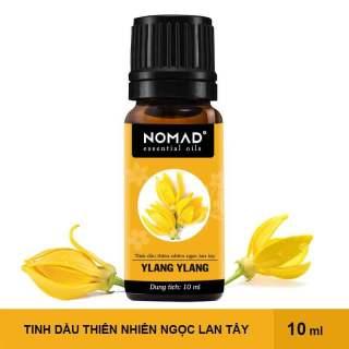 Tinh Dầu Thiên Nhiên Ngọc Lan Tây Nomad Essential Oils Ylang Ylang thumbnail