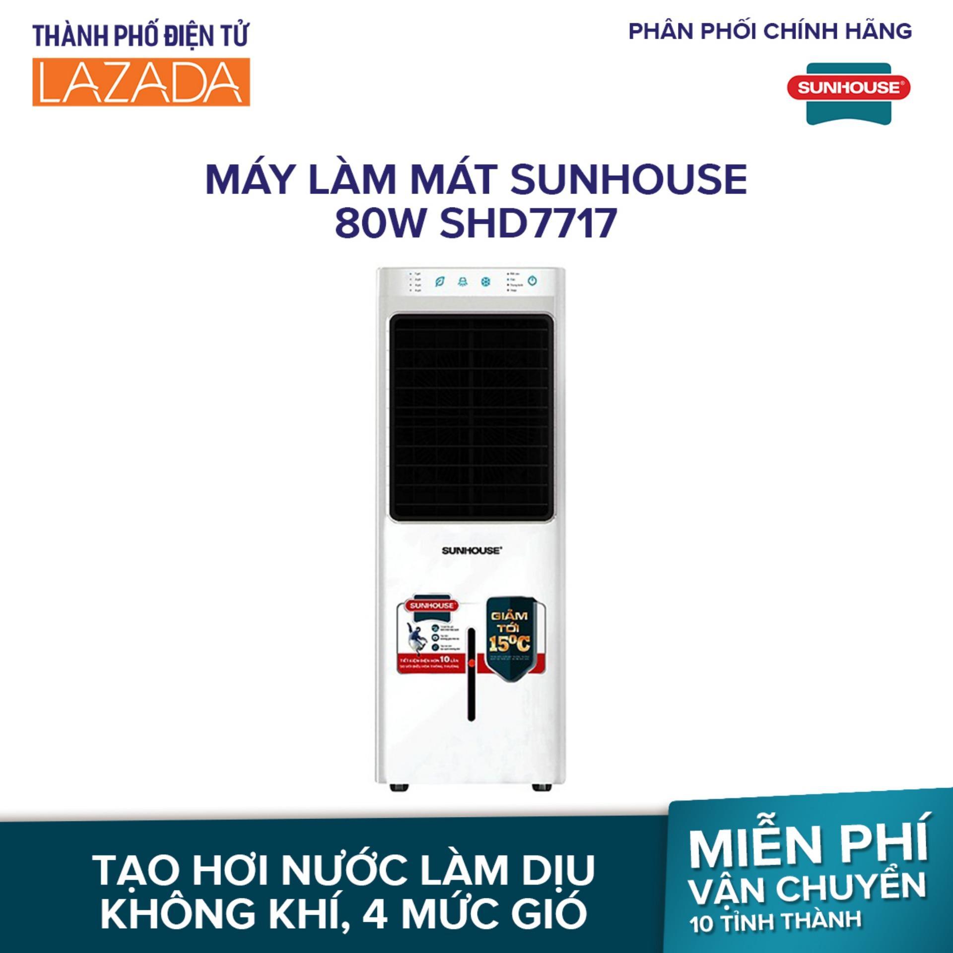 Bảng giá Máy làm mát Sunhouse 80W SHD7717