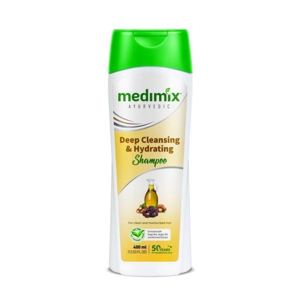 Dầu Gội Medimix Sạch Sâu & Cấp Ẩm 400ml/chai nhập khẩu