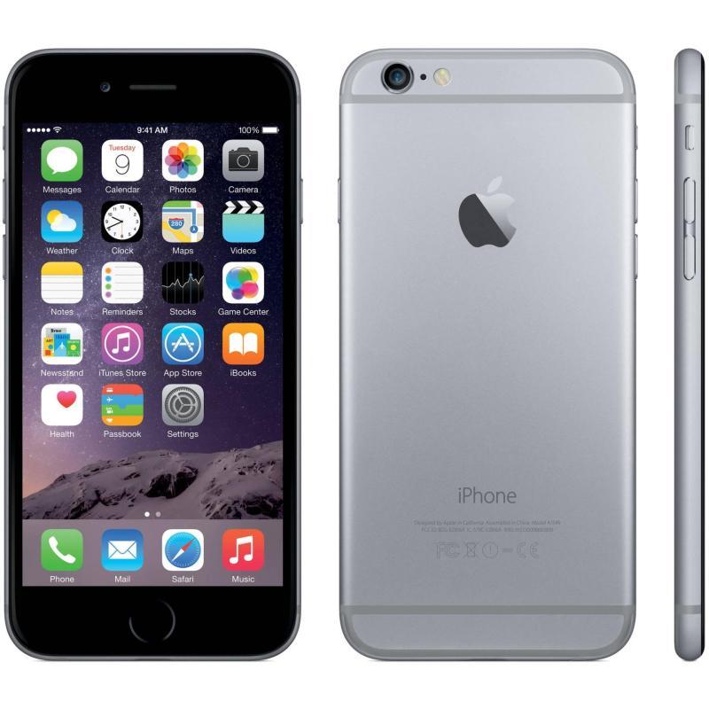 Điện thoại Apple IPHONE 6 - 16GB - FULLBOX - Bảo hành 12T - Giá rẻ - Thế Giới Táo Khuyết