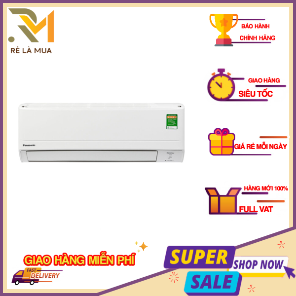 Bảng giá Máy lạnh Panasonic Inverter 1 HP CU/CS-XPU9WKH-8 - Công suất lạnh 9.040 BTU, Công nghệ Nanoe tự lọc không khí , Chế độ vận hành khi ngủ