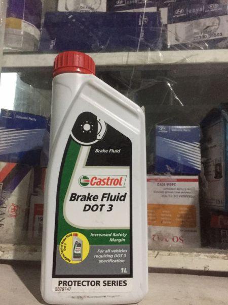 Dầu phanh Dot 3 chính hãng Castrol