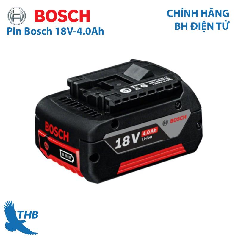 Pin cho dụng cụ điện Bosch 18V - 4.0Ah