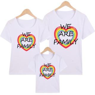 Áo Thun Gia Đình in hình We Are Family EGDM37 Thương Hiệu Elsa thumbnail