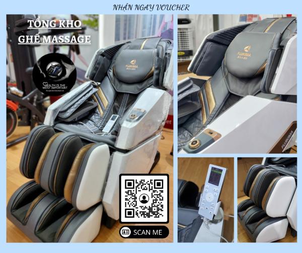 Ghế Massage Fujikima FJ-A1007