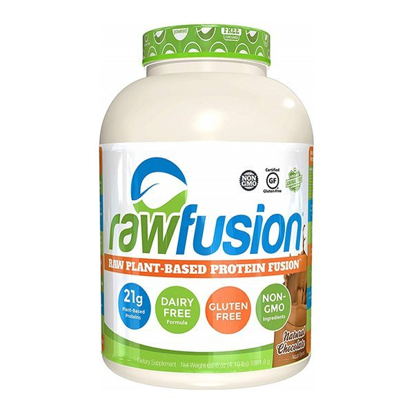 WHEY THỰC VẬT | SAN Rawfusion 60 Lần Dùng [1.862kg] - Whey Protein Thực Vật GiúpTăng Cơ Cao Cấp