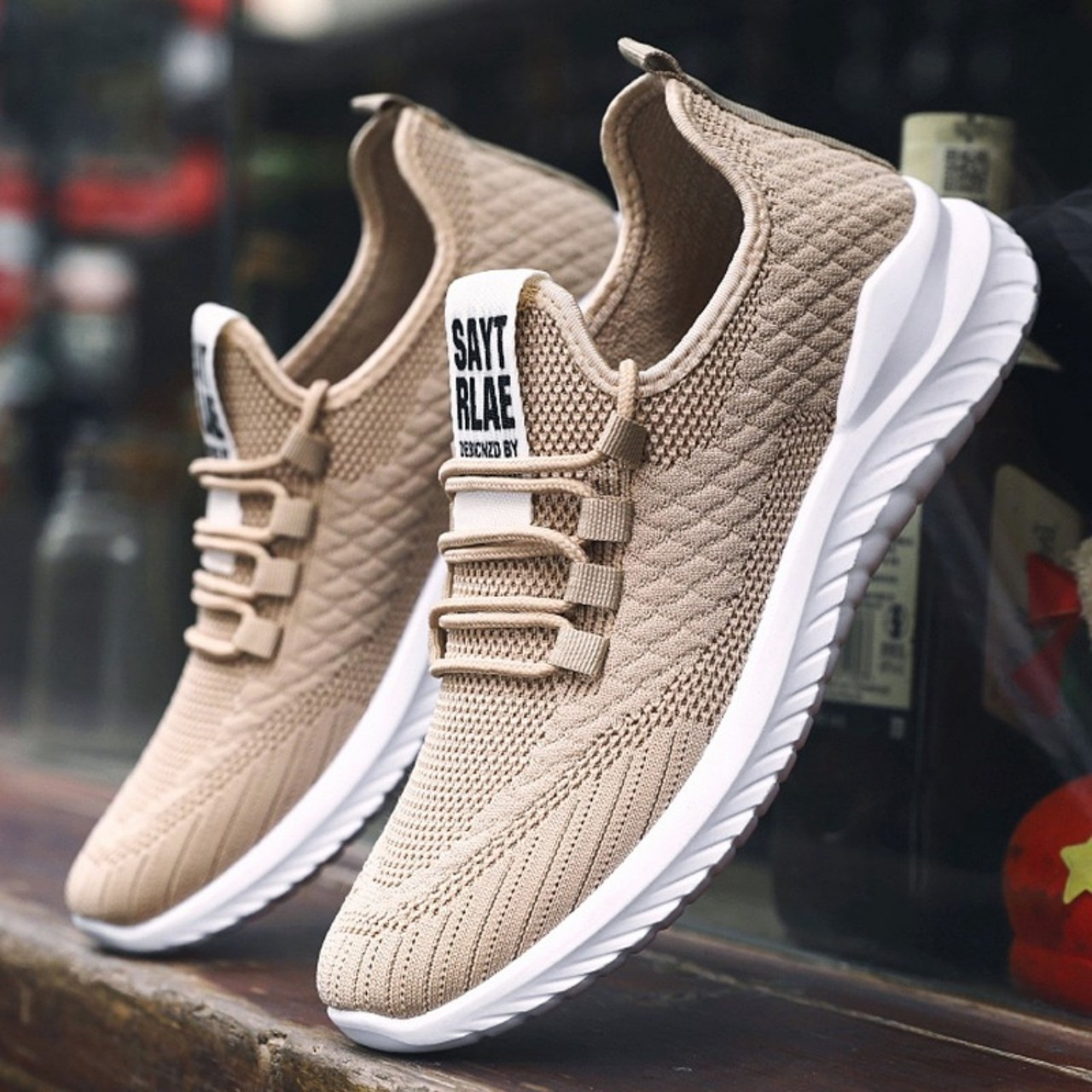 Giày Thể Thao sneaker  thời trang Nam Mẫu Mới 2020