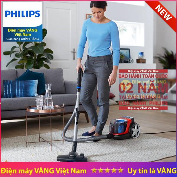 Máy hút bụi không túi PowerPro Compact Philips FC9351 [FC9351/01]