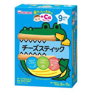 Bánh Que Ăn Dặm Wakodo 9M Vị Phomai - Nhật Bản thumbnail