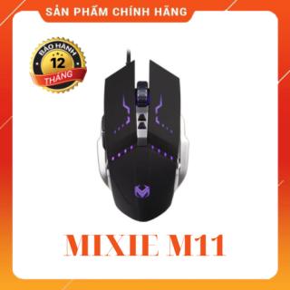 Chuột có dây Gaming MIXIE M11 - Hàng Chính HÃng thumbnail