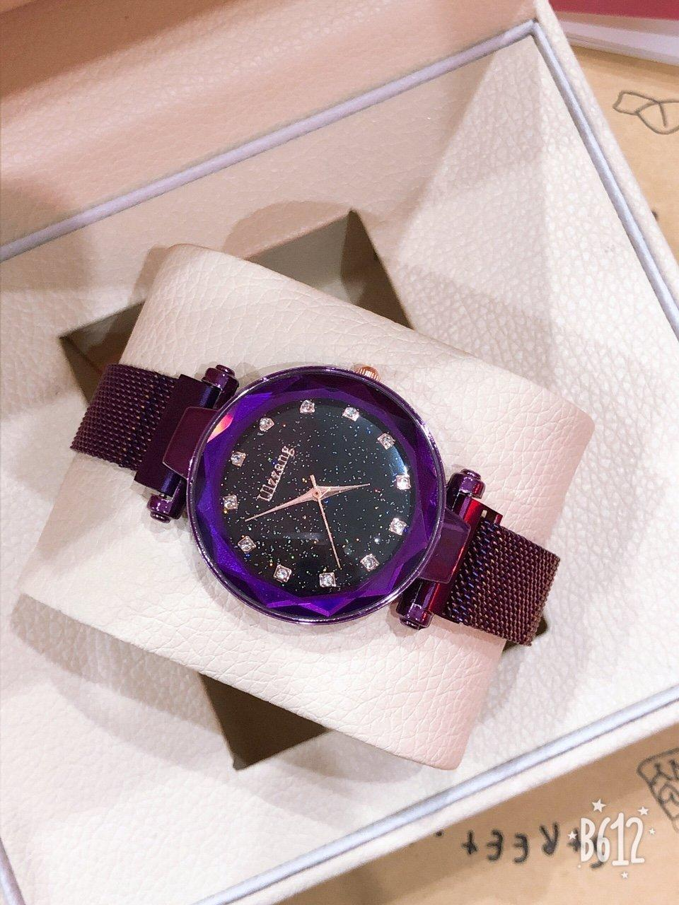 Đồng hồ nữ ULzzang dây nam châm thời trang - tặng pin - ULZ4 bán chạy