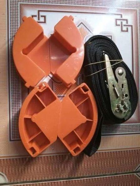 Bộ dây đai ép góc cho nhôm nội thất