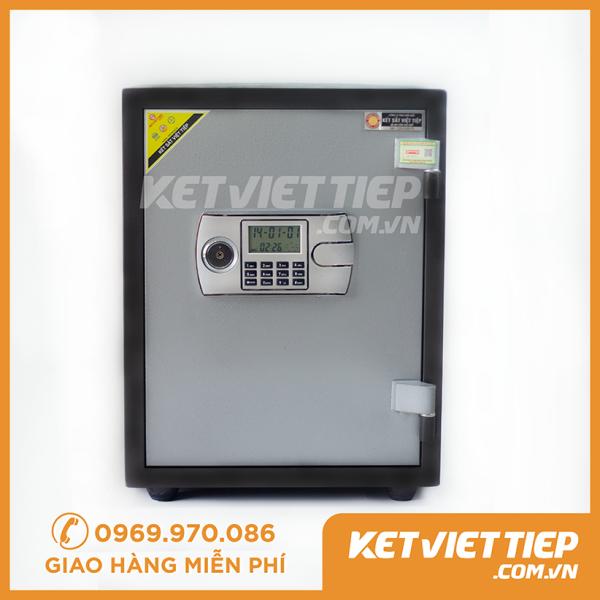 Két sắt Việt Tiệp KVT71 khóa điện tử-Công ty két sắt Việt Tiệp - Hãng phân phối trực tiếp