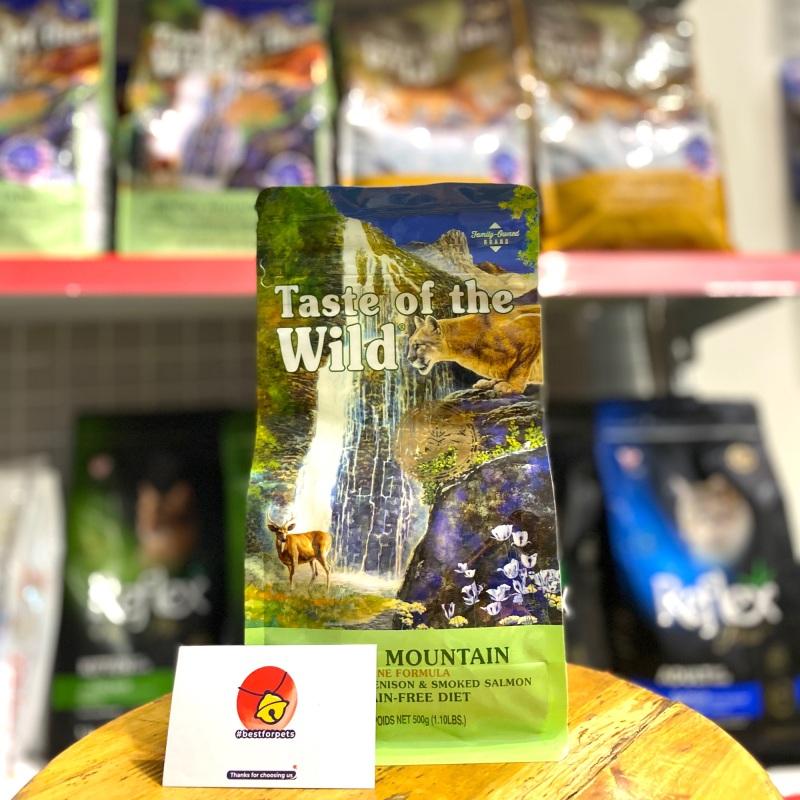 [Thức ăn cho thú cưng số 1 tại Mỹ] Hạt Taste of The Wild cho mèo