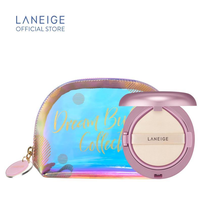 [Phiên bản giới hạn] Kem phấn nền 2 lần che phủ Laneige Layering Cover Cushion & Concealing Base (14g + 2.5g)