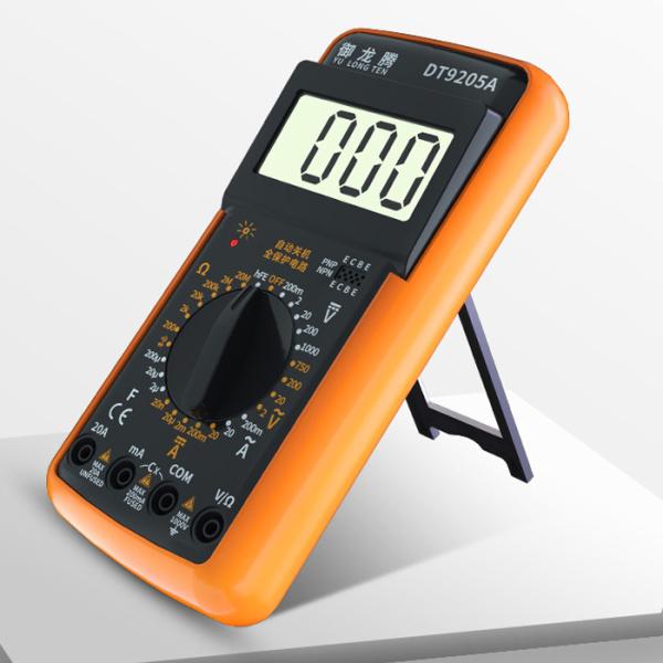 Đồng hồ đo điện vạn năng, đồng hồ kĩ thuật số DT9205A