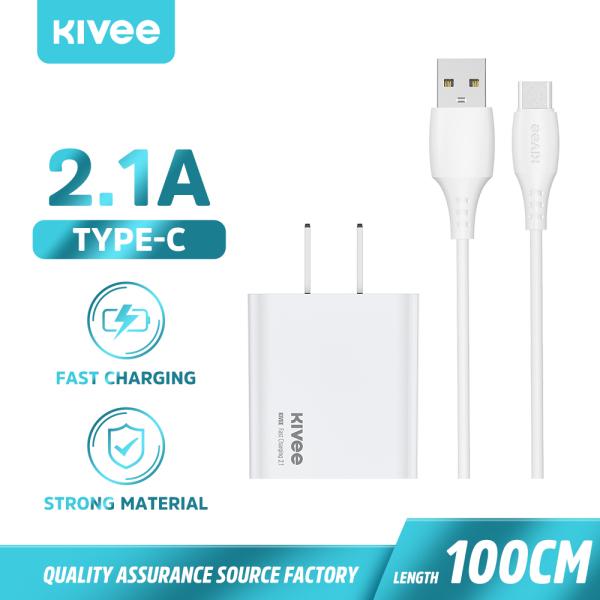 Cáp Sạc 2.1A Đặt USB Sang Micro /USB Sang Type C /USB Sang Lightning, Cáp Sạc Cho Iphone 12 Pro Max / Iphone 11 Pro / Iphone Xs Max / Iphone 8 Plus, Cho Samsung / Android KIVEE(AC15)
