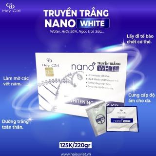 10 hộp tắm trắng nano (giá sỉ) thumbnail