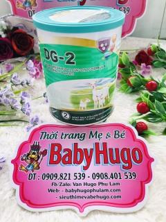 [HSD 2022] Sữa dê công thức DG-2 400g thumbnail