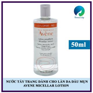 Nước tẩy trang Avene Micellar Lotion dành cho mọi loại da và da nhạy cảm 500ml - DMCMP108 thumbnail