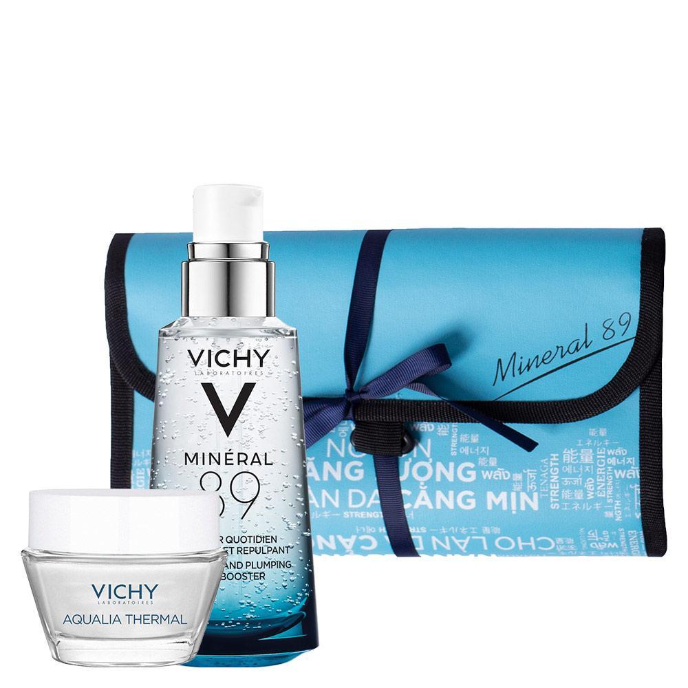 Bộ sản phẩm Dưỡng Chất (Serum) Giàu Khoáng Chất Vichy Mineral 89 50ml Giúp Da Sáng Mịn Và Căng Mượt tốt nhất