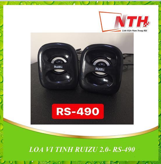 LOA VI TINH RUIZU 2.0- RS-490