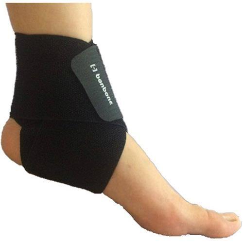 Đai hỗ trợ cổ chân Nhật Bản Bonbone Free size (Màu đen) chính hãng