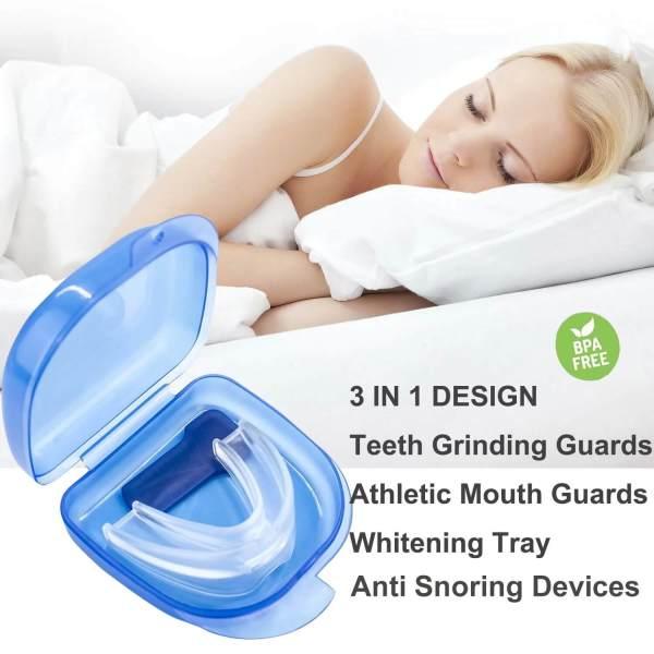 Miếng ngậm chống nghiến răng, dụng cụ chống ngáy, thiết bị bảo vệ hàm răng khi ngủ – Shop Tiện Ích Vượt Trội