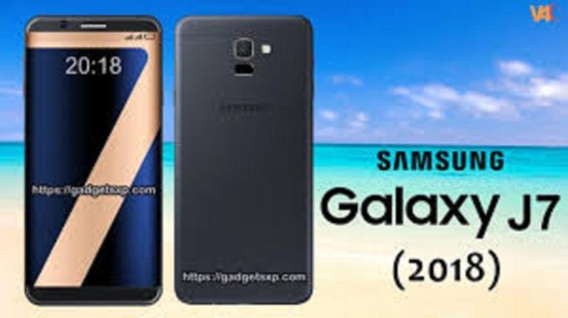 điện thoại Samsung GalaxyJ7 2018 (j737) ram 3G/32G Chính hãng